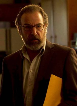 Veteran actor Mandy Patinkin.