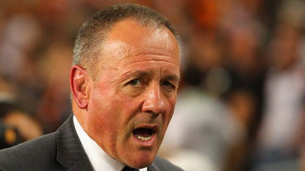 Tim Sheens ... future Tigers role is uncertain.