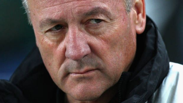 Former Wests Tigers coach Tim Sheens.