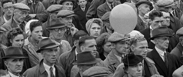 The Miners' Hymns is a film pieced from footage from Britain's mining past.