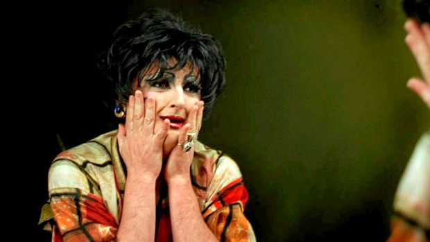 Queen scene … drag culture, along with camp and diva worship, is explored in <i>How To Be Gay</i>.