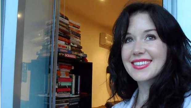 The victim: Jill Meagher.