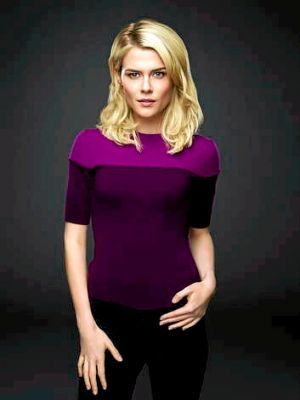 Be afraid … Rachael Taylor stars in <i>666 Park Avenue</i>.