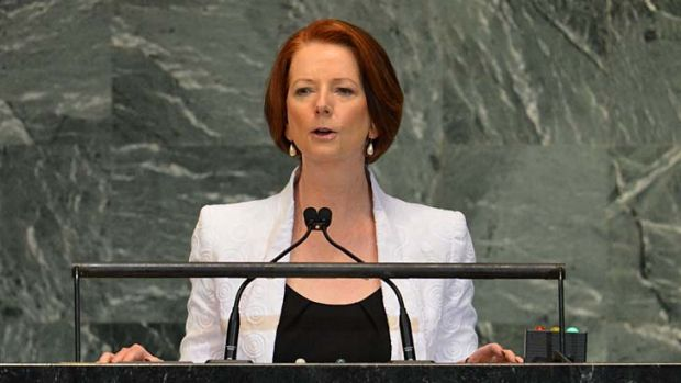 If Australia fails to gain a seat on the UN Security Council, the Gillard government's substantial efforts will not have ...