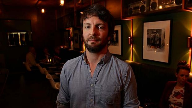 Rigid rules … the co-owner of Bootleg Bar and Italian Food, Elliot Krass says Kings Cross needs more civilised spaces.