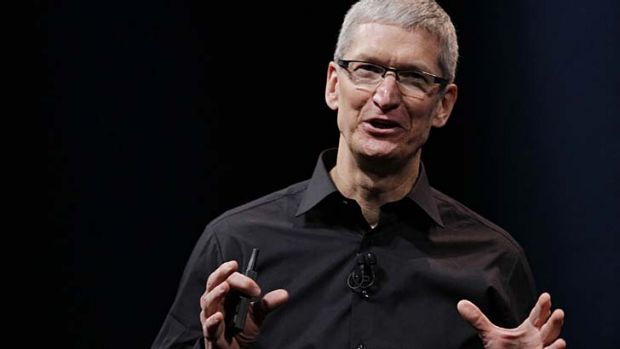 """We are extremely sorry for the frustration this has caused our customers"" ... Apple CEO Tim Cook."