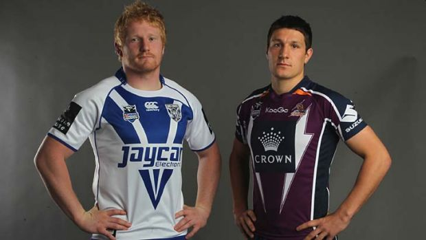 One of them will be a trophy boy … James Graham and Gareth Widdop.