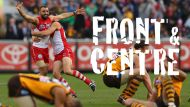 Front & Centre: Celebrations in Sydney, recriminations at Hawthorn (Video Thumbnail)