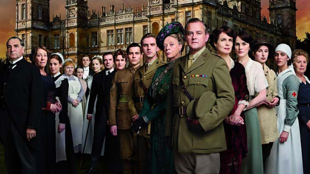 Spin-off ... a prequel and a feature film could be in the works for <em>Downton Abbey</em>.
