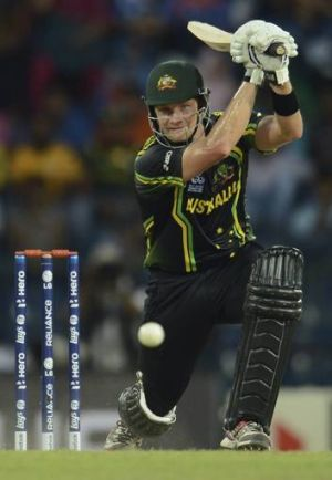 Shane Watson will open the batting against the West Indies.