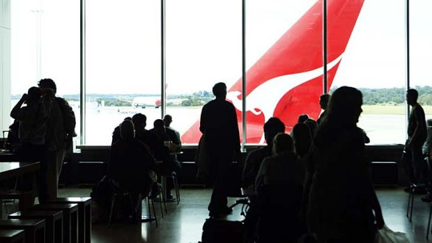 "Windfall ... Qantas ""would have collected goods and services tax but not passed it on on the ground that it did not ..."
