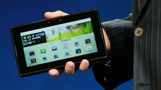 The BlackBerry PlayBook suffered from a lack of applications on launch. RIM is looking to avoid that mistake with ...
