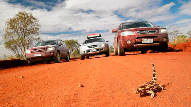 It's not just iron ore that's booming in Port Hedland. SUV sales are through the roof.