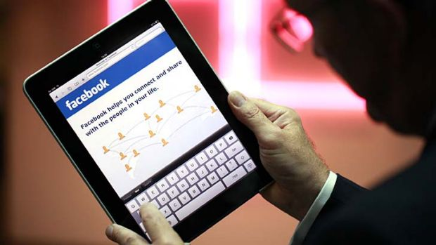 Less enthusiastic about logging in ... Australians are becoming increasingly disillusioned with the Facebook culture of ...