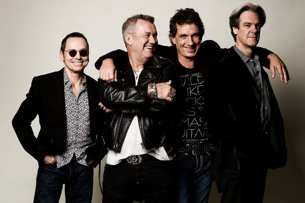 Best Group nominees: Cold Chisel.