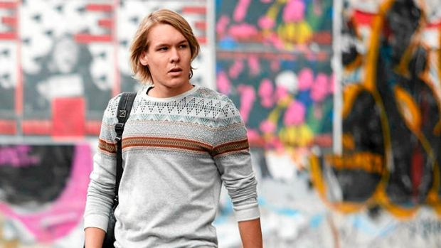 Alex Williams, who plays Julian Assange in <i>Underground</i>, won the part in his first audition after graduating from ...