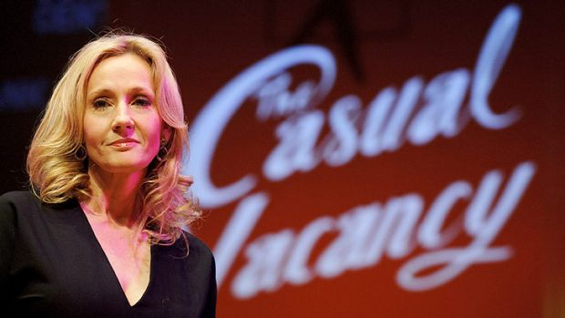 J.K. Rowling's <i>The Casual Vacancy</i> has sparked controversy.