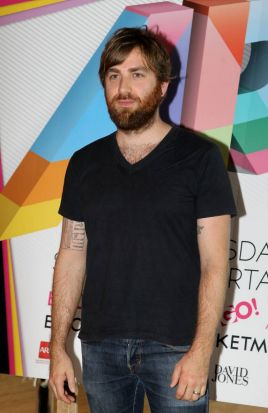 Josh Pyke, nominated for best adult contemporary artist.