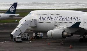 All aboard: a new management team will take over at Air New Zealand next year.