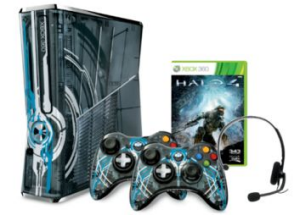 The Halo 4 Legendary Edition bundle is the only unknown price.