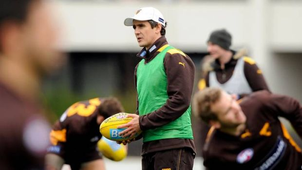 Leon Cameron will leave Hawthorn to join Greater Western Sydney.