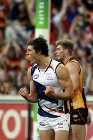 Sydney is coy over possible interest in Crows forward Kurt Tippett.