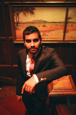 ''There's no point in touring old stuff,'' Aziz Ansari says of his new stand-up show, <i>Buried Alive</i>.