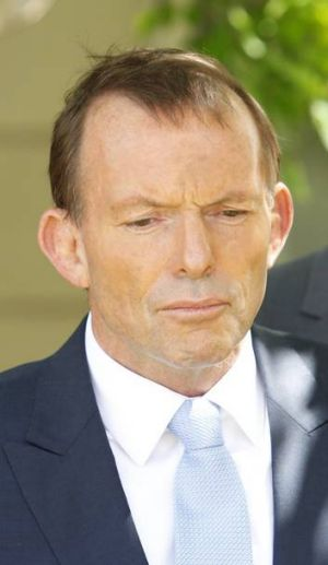Tony Abbott  has backed comments from former Future Fund head David Murray that Australia risks a European-style ...