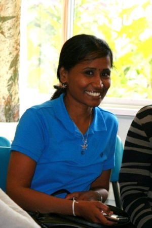 Sri Lankan woman Ranjini, a pregnant mother of two young boys, is being held in detention indefinitely after she was ...