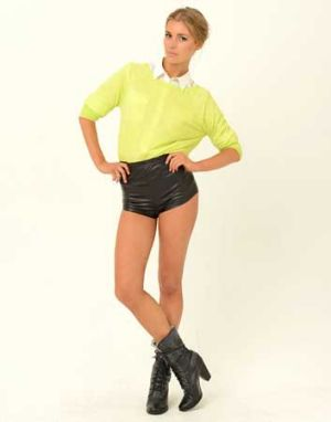 From the Supre website - High Waist Knicker shorts.