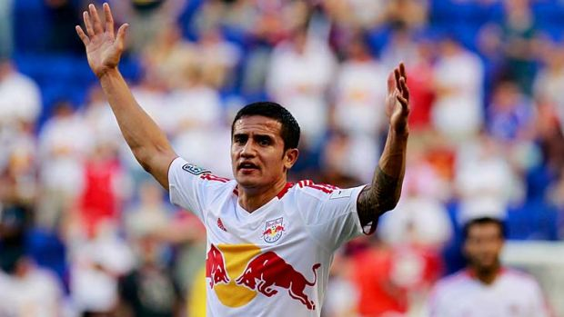 Tim Cahill has the fourth-highest salary in Major League Soccer, earning $3.54 million from the New York Red Bulls.
