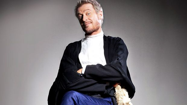 <i>Rake</i>, which stars Richard Roxburgh, is one of the ABC's major blue-chip programs.