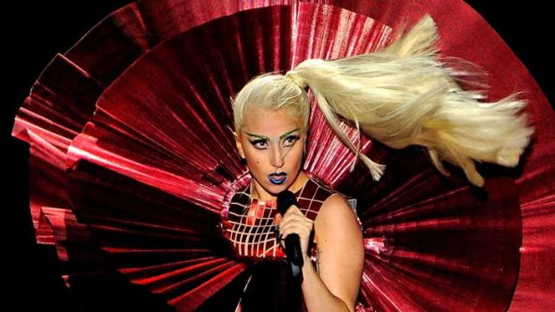 Bad Romance indeed: Many have a love/ hate relationship with Lady Gaga's catchy pop songs.