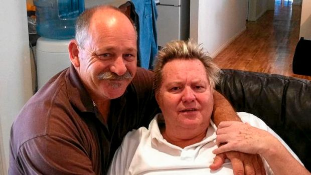 """Brisbane's Morgan and David are optimistic that """"when time catches up with them"""", equality will have caught up with aged ..."""
