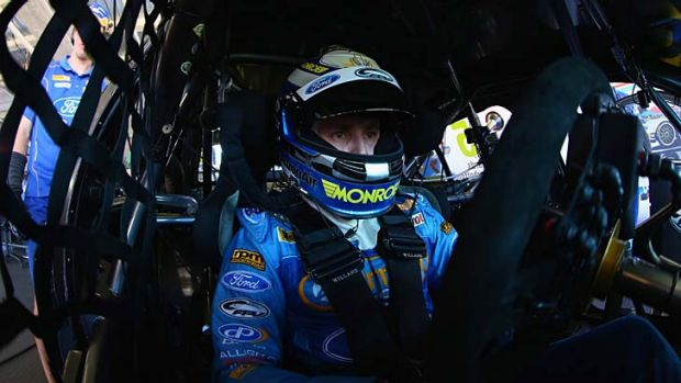 Ford driver Mark Winterbottom is among the favourites to win the 161-lap marathon.