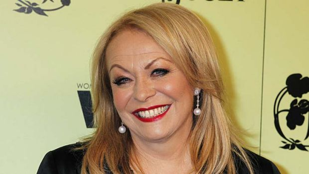 All smiles ... Australian Jacki Weaver has been inundated with offers since Animal Kingdom.