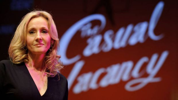 J.K. Rowling <i>The Casual Vacancy</i> focuses on the horrors of life in the British underclass.