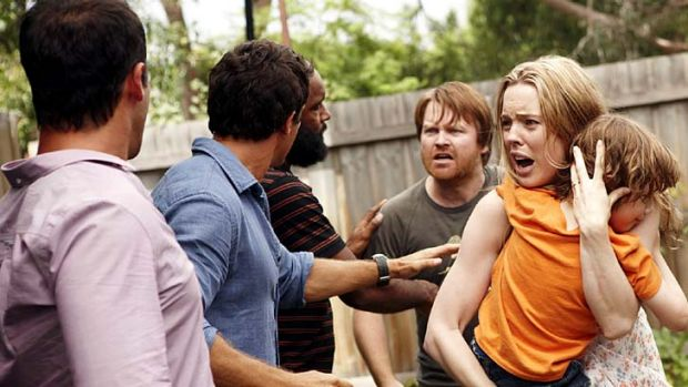 Dramatic Emmy nod ... ABC telemovie <i>The Slap</i>.