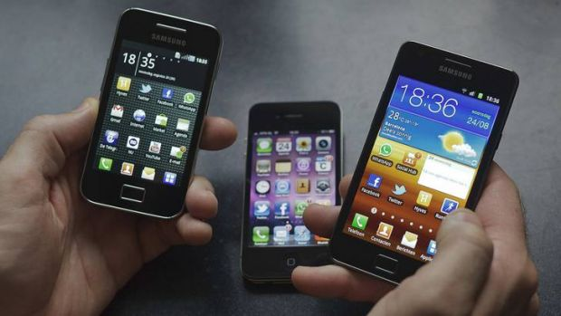 Hang up ... companies are clamping down on  a lack of mobile manners.