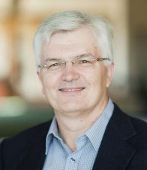 Melbourne University Vice-Chancellor Glyn Davis.