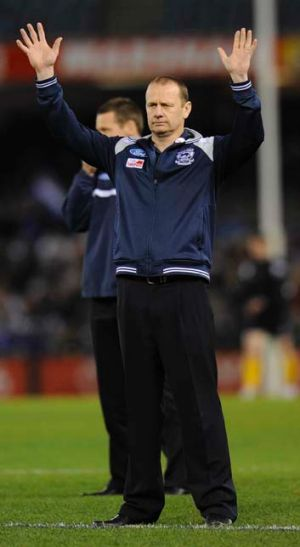 """Ken Hinkley: """"We are going to create an environment that creates belief."""""""