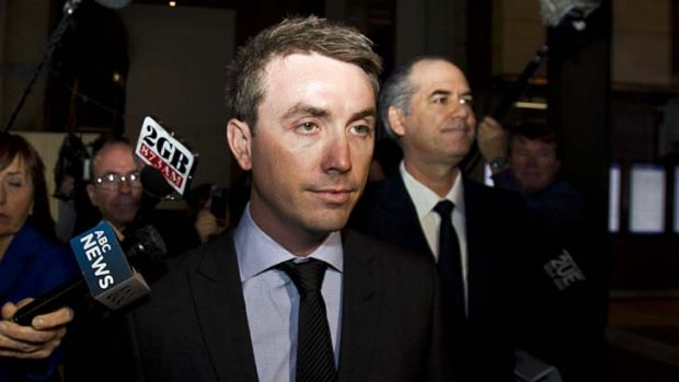 James Ashby ... will appeal decision.