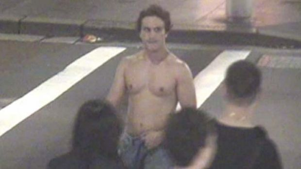 Roberto Laudisio Curti ... died after being repeatedly hit by Tasers.