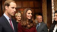 Will, Kate out in London after Asia trip (Video Thumbnail)