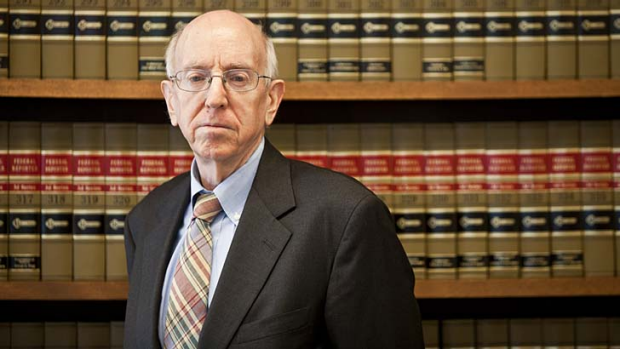 """There's a real chaos. The standards for granting patents are too loose"" ... federal appellate judge Richard A. Posner."