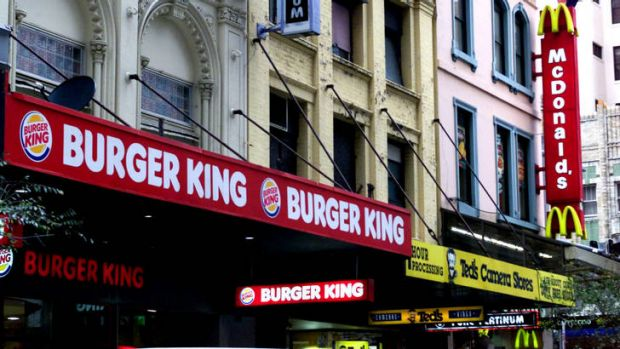 Fast food outlets Burger King and McDonald's are among those that have been subject to boycott calls from the American ...
