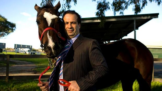 Under fire: Racing NSW chief Peter V'landys.