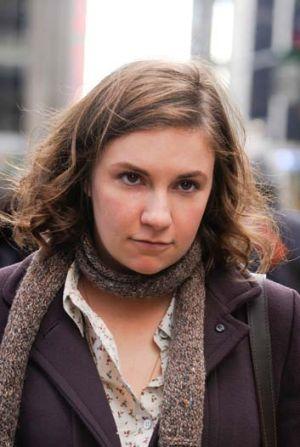More enterprises on the horizon ... Lena Dunham.