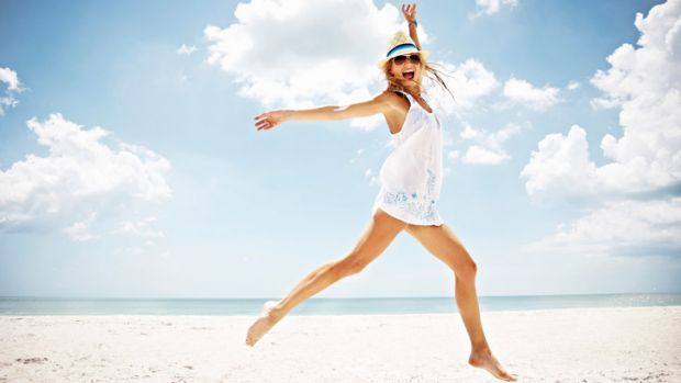 We all know the benefits of wearing a hat and sunscreen, but SPF can irritate skin.