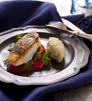 Healthy choice ... snapper is a lean source of protein.